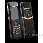 Vertu Signature S BLACK-GOLD