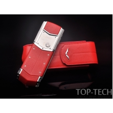 Signature S, RED-Silver