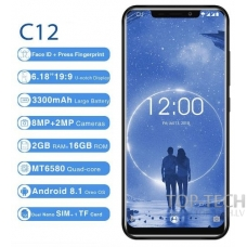 C12, Face iD, Fingerprint