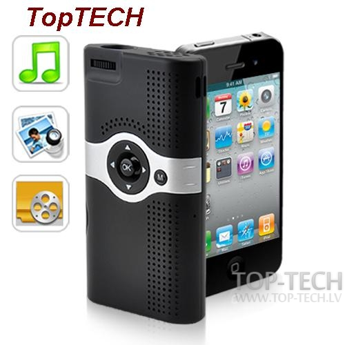 Iphone mini projector 60 for Best portable projector for iphone