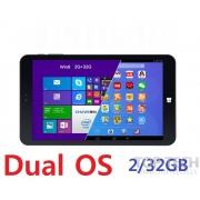 Vi8 8inch, Dual OS, Intel