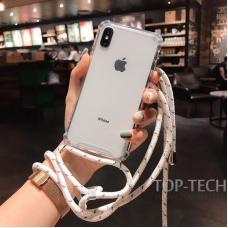 Shoulder Strap CASE For iPhone