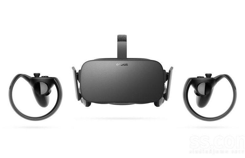 Smarte ressurser Oculus RIFT CV1, VR System XP-21